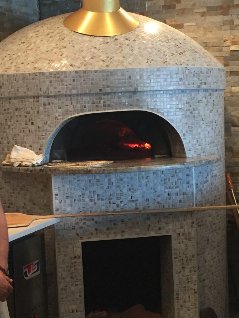 Le Sorelle Pizza Oven