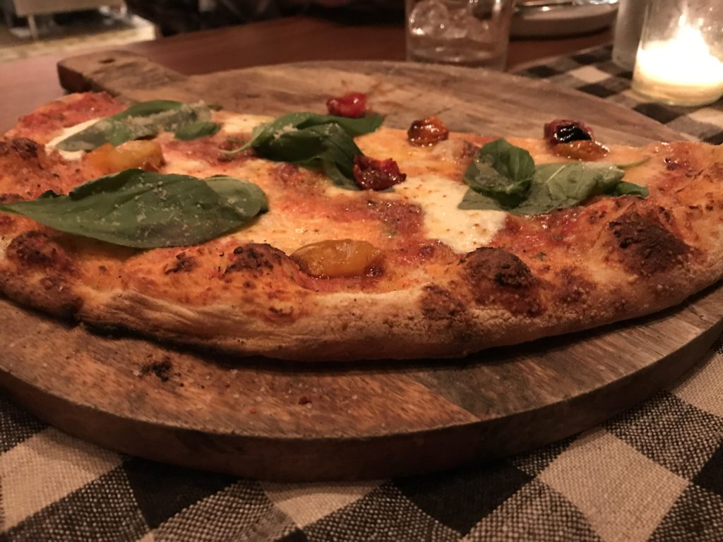 upland pizza
