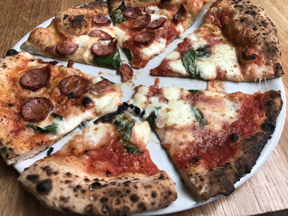 Pizza Prima strada Victoria, BC