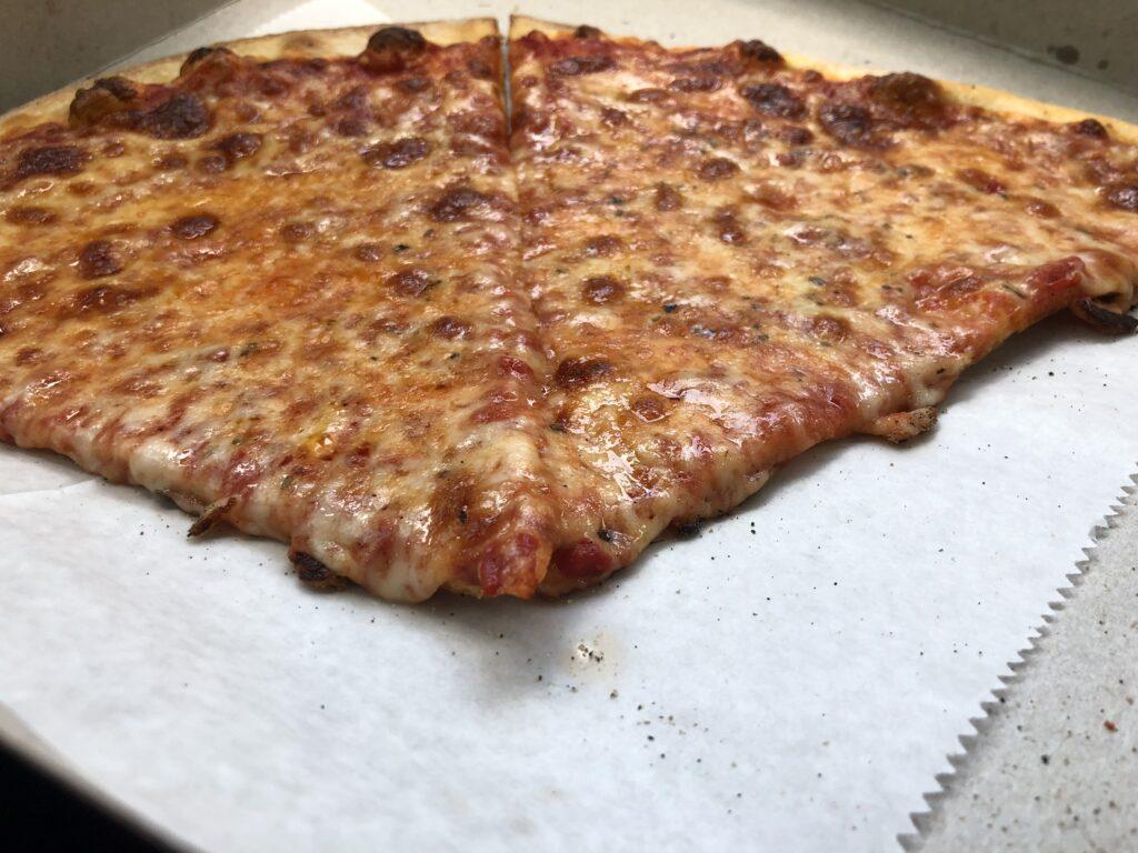 Pizza at Little Italian in Pompano