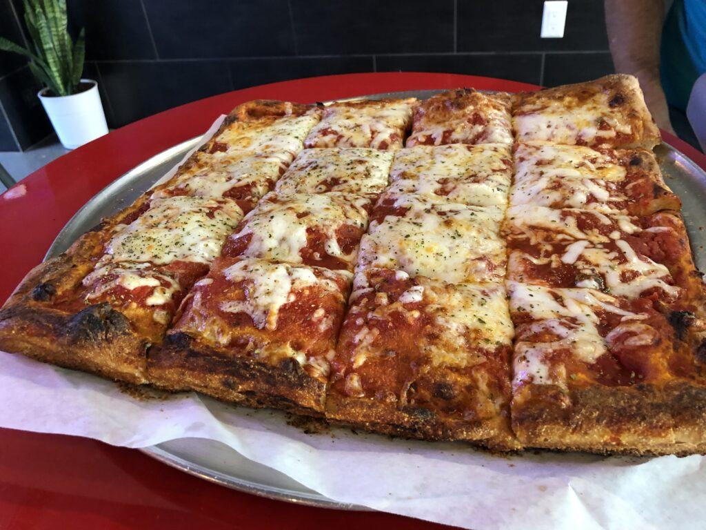 La Rossa Sicilian Pizza