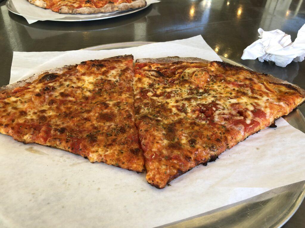 La Rossa Pizza Boca Raton Cheese Slices